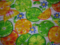 Lime and Oranges